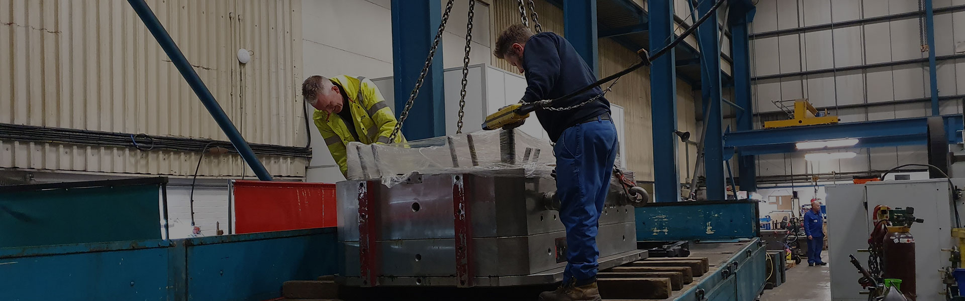 Tooling Modification & Repair upto 15 tonnes