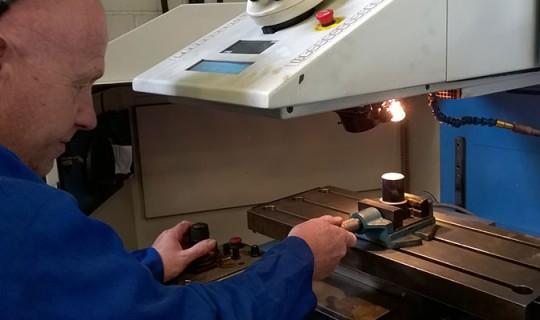 Precision Laser TIG MIG Welding